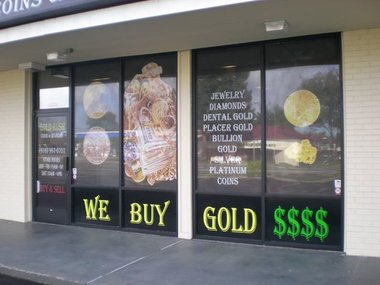 Gold Rush Coins & Jewelry