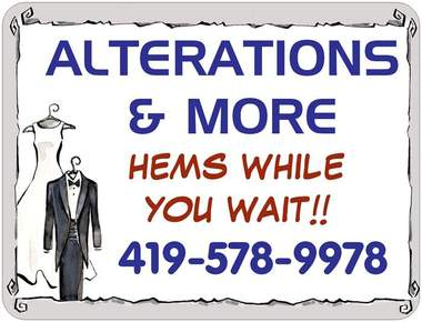 Alterations &amp; More