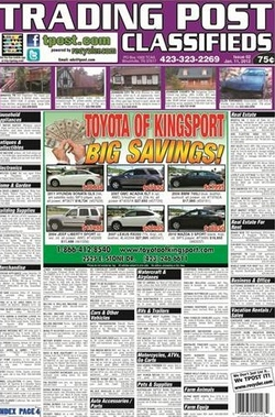 Trading Post Classifieds INC