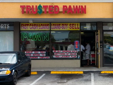 Trusted Pawn