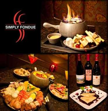 Simply Fondue