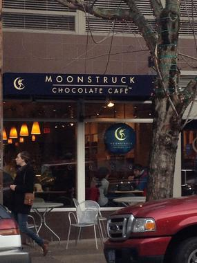Moonstruck Chocolate Cafe