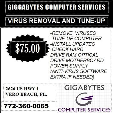 Gigabytes Computer Svc