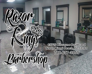 Razor Kings Barber Shop Inc