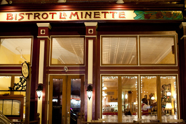 Bistrot La Minette