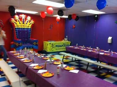 Where To Have A Kid's Birthday Party Because You Don't Want Your Home Invaded