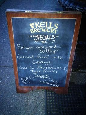 Kells Irish Pub & Restaurant