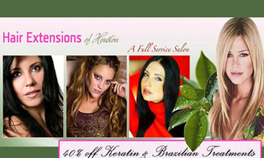 Hair Extensions of Houston