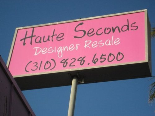 Haute Seconds Designer Resale