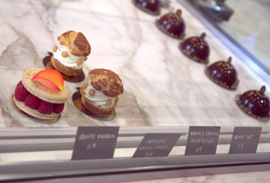 Parisian Bakery Perfection in the Bay Area
