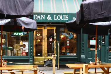 Dan & Louis Oyster Bar