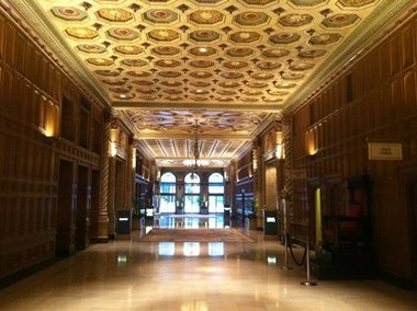 Millennium Biltmore Hotel Los Angeles Hotels