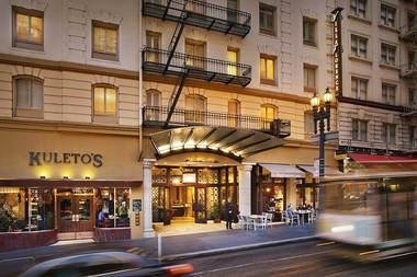 Villa Florence San Francisco Hotels