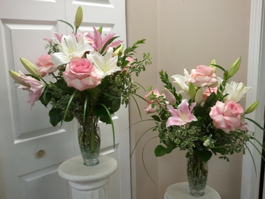 Donnas Custom Flower Shop