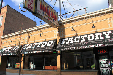 Tattoo Factory Inc