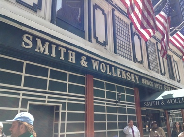 Smith & Wollensky Steak House