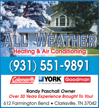 All Weather Heating &amp; Air Conditioning