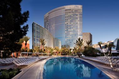 Lights Out, Las Vegas: Swankiest Hotels on The Strip